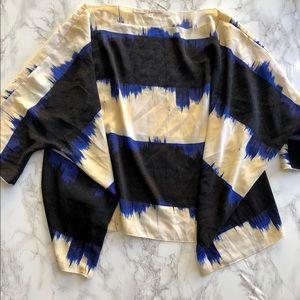 Rachel Roy xs short sleeve tie dye top